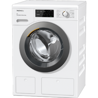 Miele WCI860WCS PWash & TDos & 9kg front loading washing machine